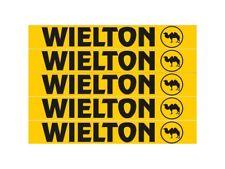 Sticker, aufkleber, decal - WIELTON 100cm (5x)