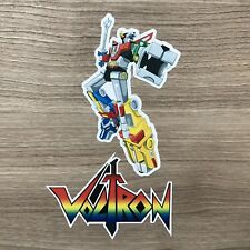 Voltron Force Vinyl Sticker Set - Free Shipping