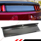 FOR 2015-2020 FORD MUSTANG GT REAL CARBON FIBER TRUNK PANEL DECKLID TRIM COVER