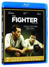 THE FIGHTER (Blu-ray 2011) MARK WAHLBERG / CHRISTIAN BALE (NEW, SEALED)