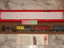 """New Rivarossi Reproduction HO Train Set """"Treno Della Brianza"""""""
