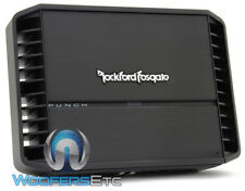 ROCKFORD P300X2 2CHANNEL 600W MAX PUNCH SUBWOOFERS SPEAKERS BASS POWER AMPLIFIER