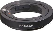 Novoflex Leica M lenses to Hasselblad X-Mount X1D HAX/LEM Lens Adapter Ring