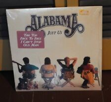 "ALABAMA ""Just Us"" 33 RPM Record Album BRAND NEW SEALED"