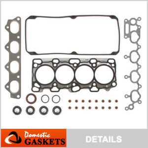 Fits 99-05 Mitsubishi Eclipse Galant Stratus Sebring 2.4L SOHC Head Gasket Set