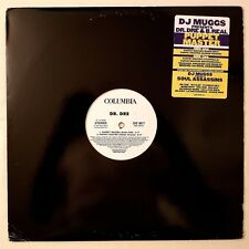 1997 - DJ MUGGS PRESENTS DR. DRE & B-REAL - PUPPET MASTER - COLUMBIA PROMO