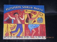 PUTUMYO WORLD PARTY - 2007 (NEW)