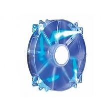 Cooler Master MegaFlow 200 Blue LED Fan - 200mm  700RPM - Brand New!