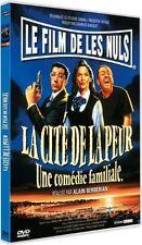 DVD *** LA CITE DE LA PEUR *** avec Les Nuls ( neuf sous blister )