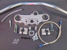 Abm Superbike Booster Lenker-Kit Suzuki GSX-R 1000 ( Wvbl ) 00-02 Argento