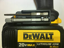DeWALT BIT HOLDER FITS 12V 20V LITHIUM DRILL & IMPACT DRIVER