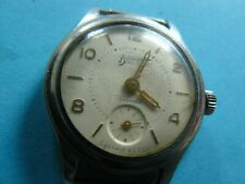 Mechanical wrist watch   Moskva 15 jewels old Russian made, collectable value