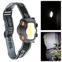High Bright Waterproof Head Torch Headlight LED Flashlight Headlamp camp light