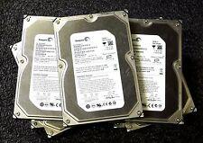 "Good Seagate 300GB SATA Clean Fully Tested! 7200 RPM 3.5"" Desktop Hard Drive HD"