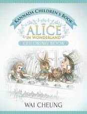 Kannada Children's Book: Alice in Wonderland (English and Kannada Edition) by...