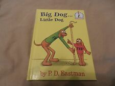 Big Dog . . .  Little Dog by P.D. Eastman Dr. Seuss Beginner Books 2003 BN