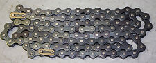"""50"""" 52 link Roller Chain #43 Bicycle Chain Bike 1/8"""" Roller Width"""
