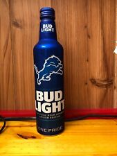 Empty 2019 Detroit Lions Bud Light Kickoff Can Nfl Code  Beer Collector 503508