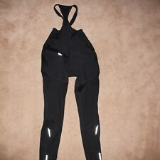 NEW PEARL IZUMI FOR WOMEN'S P.R.O. SOFTSHELL CYCLING BIB TIGHTS W/CHAMOIS
