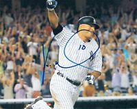Vernon Wells Signed Autographed 8x10 Photo NY NEW YORK YANKEES COA AB