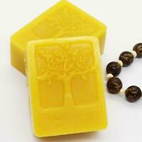 Organic Beeswax Cosmetic Grade Filtered Natural Pure Bees Wax Bars 40g/100g