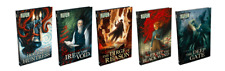 All 5 Arkham Horror Novellas LCG Card Game Promos with Free Shipping!