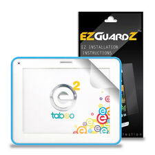 """1X EZguardz LCD Screen Protector Shield HD 1X For Tabeo E2 8"""" Tablet (Clear)"""
