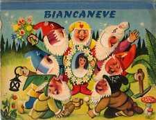 BIANCANEVE POP-UP-ARTIA-CINO DEL DUCA -ANNO 1967