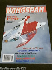 WINGSPAN #103 - WOMEN ON WINGS - SEPT 1993