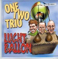 (AO796) One Two Trio, Luchtballon - 1999 CD