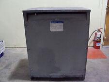 Challenger Drive Isolation Transformer 118 Kva. Voltage 460Δ-460Y/266