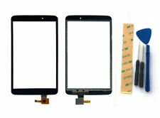 For LG G Pad Series Tablet Touch Screen Glass Digitizer Panel Replacement