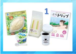 NEW Japan Re-Ment Miniature Convenience Store  Rement 700YEN  No.01