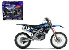 Yamaha YZF 450 Team JGR Toy 1:12 Motocross Justin Barcia No51 NEW New Ray
