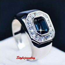 Sapphire Statement Rings for Men