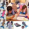 Fleece Kids Shark Mermaid Tail Blanket Soft Snuggle-in Sleeping Bag Costumes
