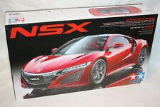 Honda NSX 2015 - 1:24 - Tamiya