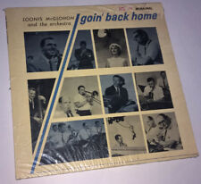 LOONIS MCGLOHON and the orchestra GOIN BACK HOME Vinyl LP SEALED Mono 1079