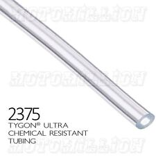 "Tygon 2375 Clear Brake Fluid Reservoir Hose 5/16"" 8mm ID 1 Foot"