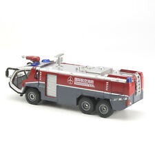 1/50 KDW Alloy Construction vehicles  Red Fire Water Cannons Model C05