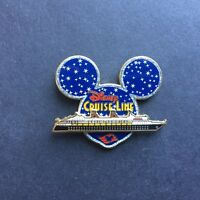 DCL Mickey Mouse Head Starry Night Disney Pin 3069