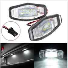2x LED license plate light for honda civic accord odyssey piloto Acura TL TSX MDX