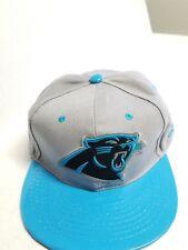Carolina Panthers New Era Gray/Pather Blue Adjustable NFL Snapback MSRP $39