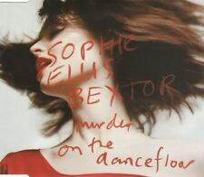 Sophie Ellis Bextor Maxi CD Murder On The Dancefloor - Germany (M/M)