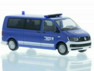 Rietze 53710 VW T6 THW Stuttgart HO 1:87 HO NEU