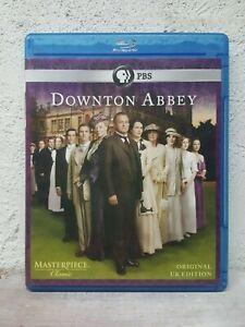 Downton Abbey Season 1 BLU RAY A (First Season) (2 Disc Original UK Edition)