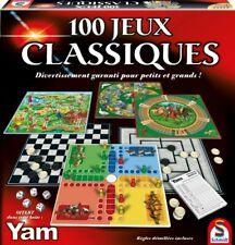 Malette de Jeu 100 Jeux Classiques Coffret de jeu