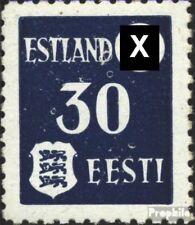 Estonia (German.cast.2.world.) 3x unmounted mint / never hinged 1941 Postage sta