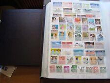 AUSTRALIE - 61 timbres obliteres (tout etat) stamp australia