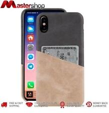 Uniq Outfitter ID Case for iPhone X / Xs - Vintage Homme Ash